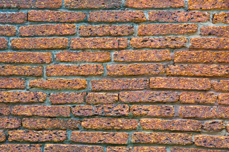 Brick wall for background and wallpaper