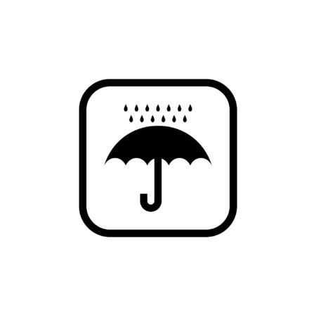 temperature limitations symbol for package signs