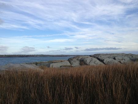 shoreline: Yarmouth Shoreline