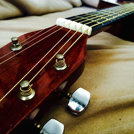 hondo: Acoustic Guitar