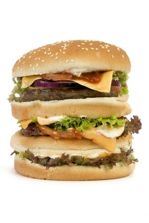 huge: Huge burger