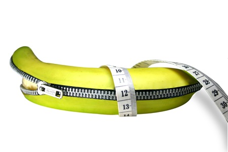 bannana: Weight Loss Bannana Stock Photo