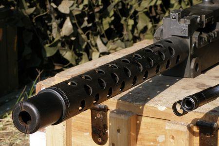 machine-gun: Machine-Gun Stockfoto
