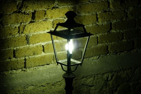 recluse: standard lamp