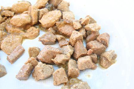 alimentos de origen animal, carne Foto de archivo - 446609