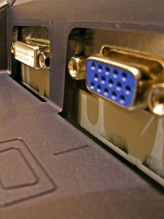 dvi: DVI port