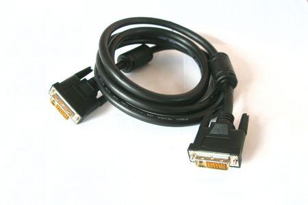 dvi: dvi cable