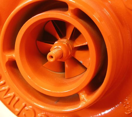 rotor: rotor of a turbo compressor