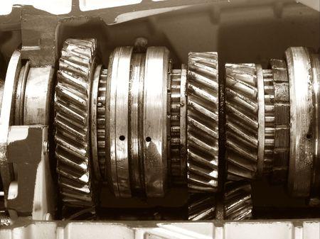 maintains: car gears