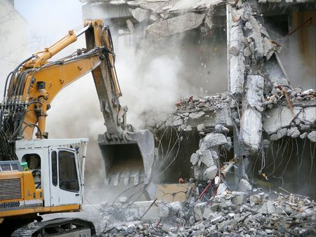 buildingsite: demolition