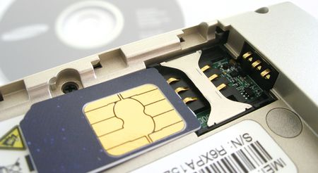sim card    Stock Photo - 2443433