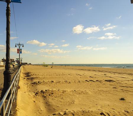 Walk to Coney Island