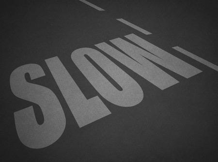slow text on fine detail dark grey textured paper sheet