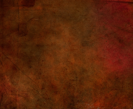 hi res brown paper texture with red spot photo
