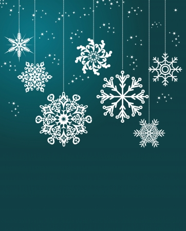 Christmas Background Frame Elegant Greeting Card Royalty Free