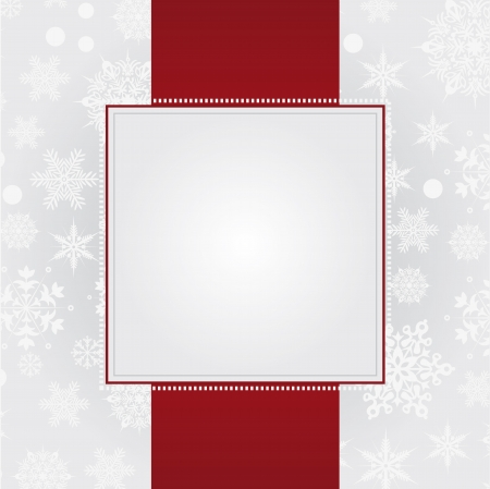 christmas background frame elegant greeting card