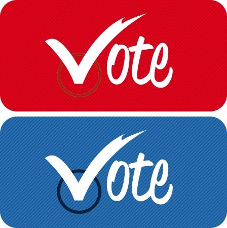 electing: vote text