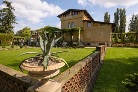 Sanssouci Park house  Potsdam, Germany  Editorial
