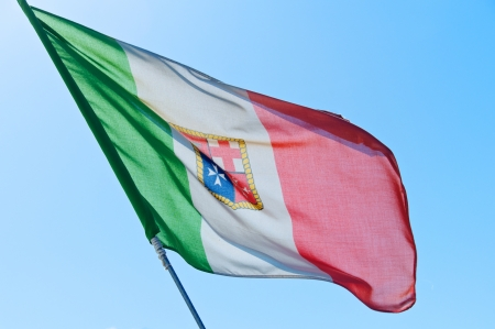 Italian Nautical Flag
