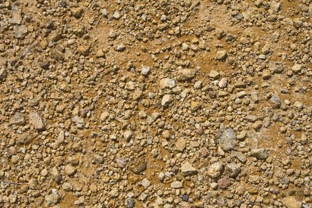 Background of orange rocks Stock Photo