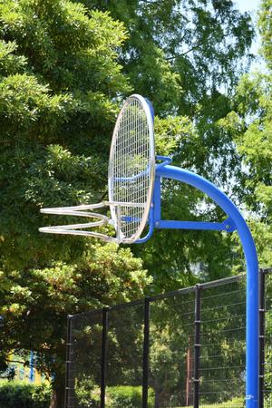 post: basketball post