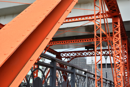 oldest: the oldest truss bridge in Japan