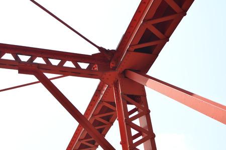 truss: the oldest truss bridge in Japan