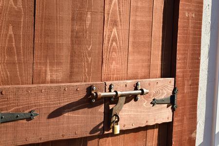 lock: Door lock