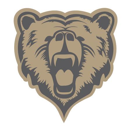 kodiak: Grizzly Vectores