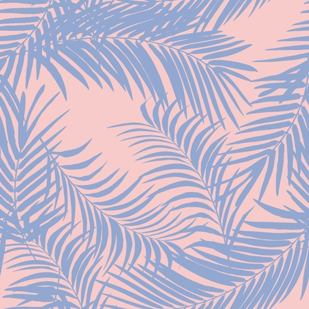 exotic: palm pattern