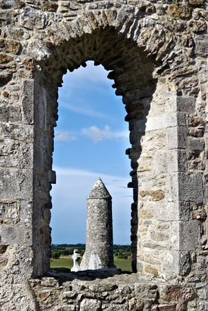 The monastery of Clonmacnoise, Ireland - McCarthy photo