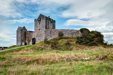 Dunguaire Castle, is a 16th-century tower house on the southeastern shore of Galway Bay in County Galway, Ireland, near KinvarraKinvara