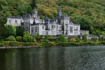 connemara: Kylemore Abbey, County Galway, Ireland