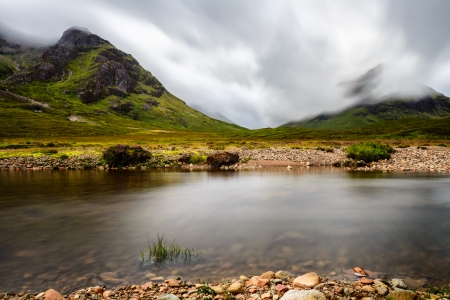 glencoe: Glencoe, in the heart of the Highlands, one of Scotland�s most famous and scenic glens