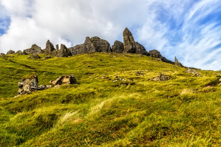 isle: Old man of Storr and The Storr