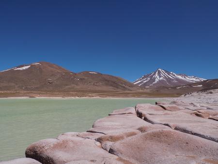 Piedras Rojas and Salar de Talar, Chile