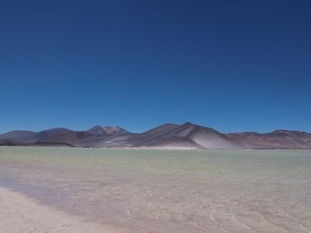 Laguna Salar de Talar, Chile