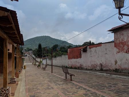 Calle de Juayua, El Salvador