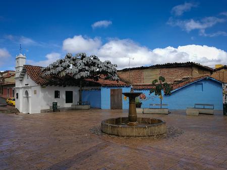 Plaza Chorro de Quevedo, Bogota