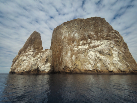 Kicker Rock, San Cristobal, Galapagos, Ecuador