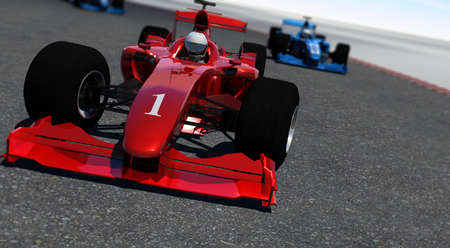 Racing Cars photo