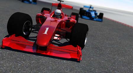 Racing Cars photo