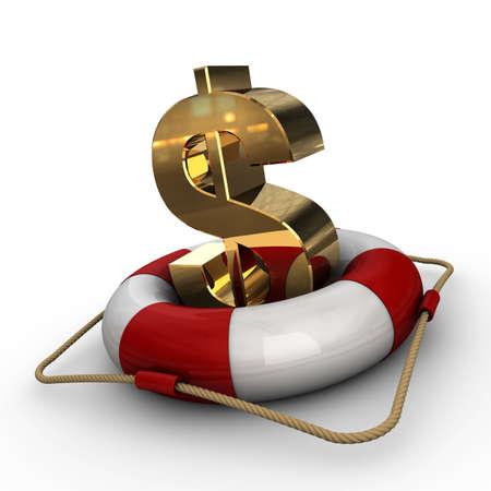 Insurance of monetary contributions.