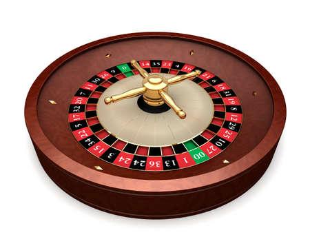 roulette wheel: Roulette