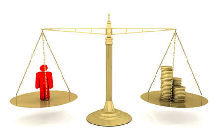 Weight Scale Concepts: Wages