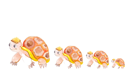 reproduce: Turtles in a row for continued growth