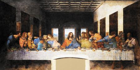 leonardo da vinci: last supper Leonardo da Vinci Milan