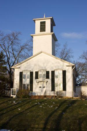 Old church in rural Michigan.