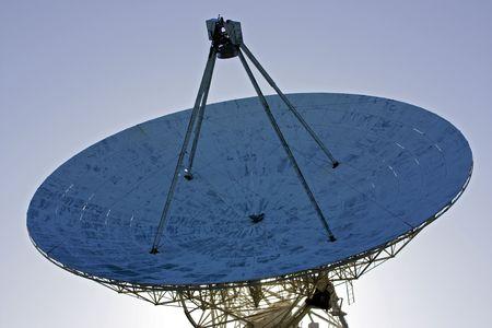 Een observatorium voor radioastronomie in Michigan
