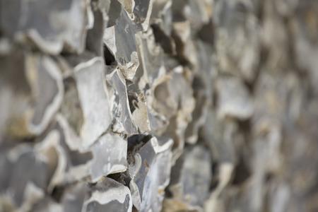 flint: old flint wall